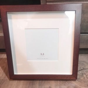Pottery Barn Accents Wood Gallery Frames-NWOT
